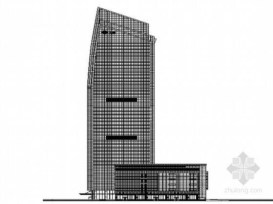 [无锡]某五十四层超高层综合体建筑设计方案(含效果图)