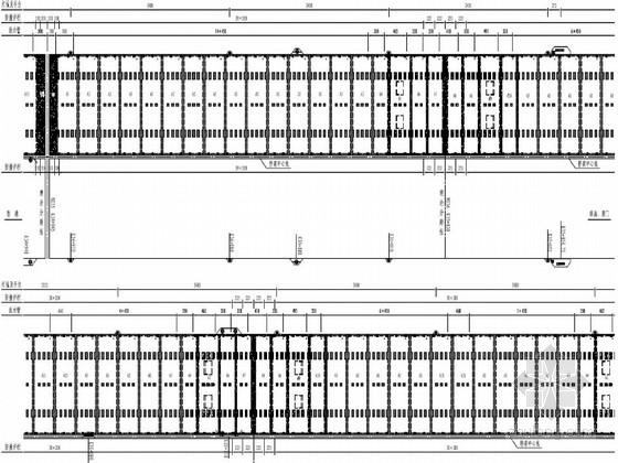 [广东]著名跨海大桥桥面铺装施工图正式版58张(知名大院)