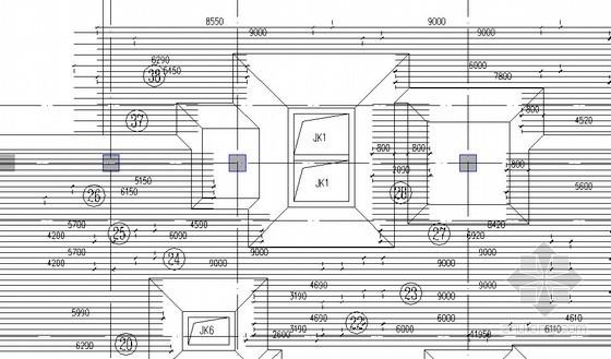 建筑工程平板式筏形基础钢筋技术管理工作总结