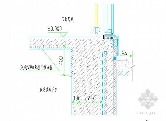 [天津]大型商业综合楼工程节能保温施工方案