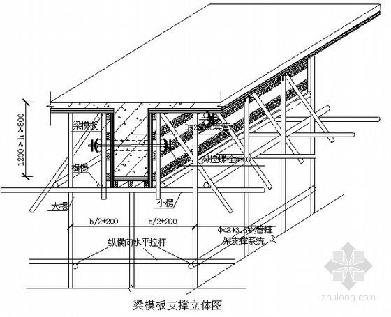 [江苏]会议中心基础及主体结构模板施工方案(胶合板模板)