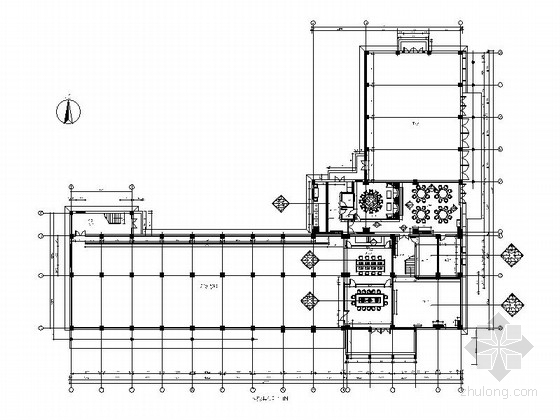 [河北]某特勤消防站综合楼装修竣工图
