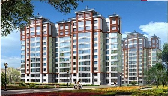 厦门34层超高层住宅(土建)工程造价指标(2013.1)