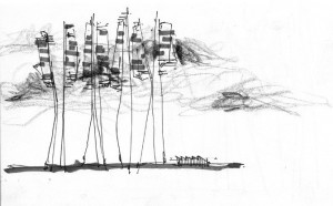 建筑师草图集-sketch (9)