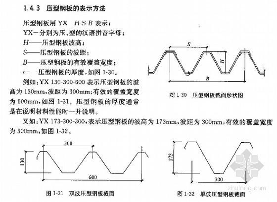 钢结构工程施工图及节点详图识读讲义(含基础知识81页)