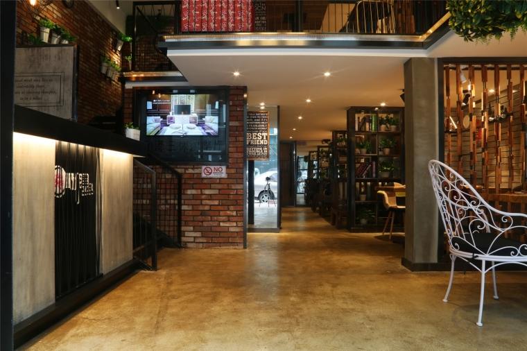品筑设计公司带你感受沈阳川泽三休闲主题餐厅设计的文化氛围