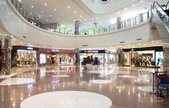 [上海]大型商场造价指标分析