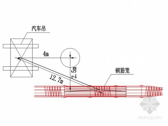 [广东]轨道交通工程区间盾构始发井明挖段钢筋笼吊装施工安全专项方案18页