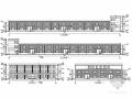 [天津]单层(局部三层框架)门刚结构仪器设备车间建筑结构全套图