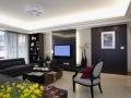 165平现代简约客厅电视墙装修效果图