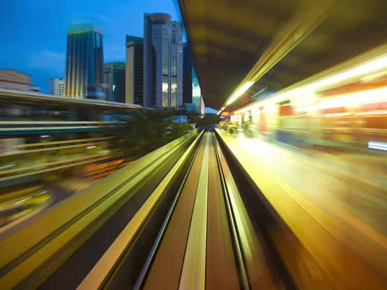 城市轨道交通发展历程、施工技术及发展趋势