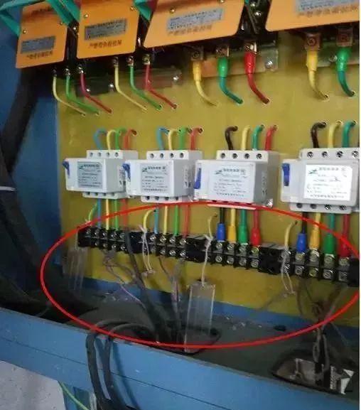 建筑施工现场临时用电安全隐患,全都是错误做法!_15