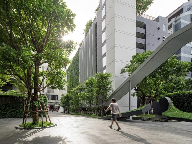 曼谷中心豪华公寓景观-00