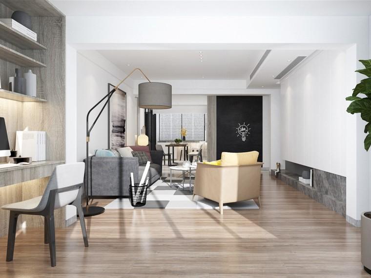 福建现代风格的居住空间