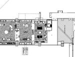 [北京]意大利奢侈品牌FENDI北京SKP精品店效果图+施工图+物料表+软装清单+官方摄影
