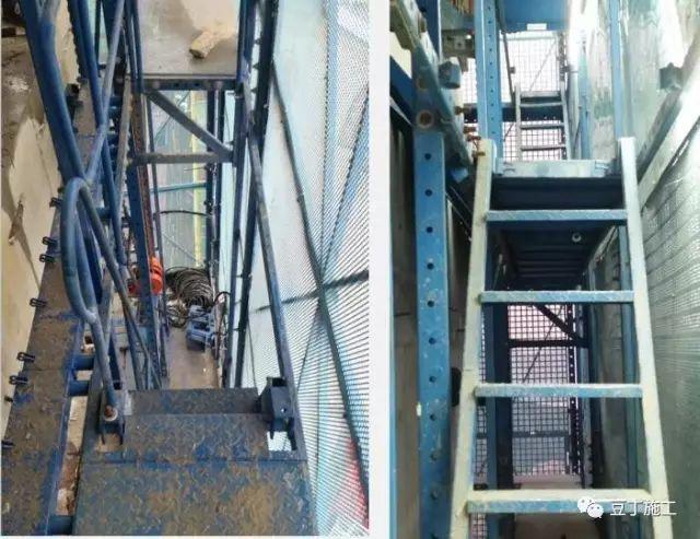 一种新型全钢式升降脚手架,在这里施工就像在室内施工一样_72