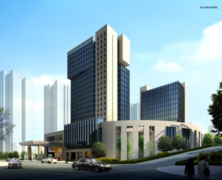 [铜仁]高层现代风格宾馆投标方案(已中标)_3