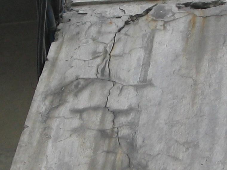 混凝土结构裂缝问题分析与防治措施