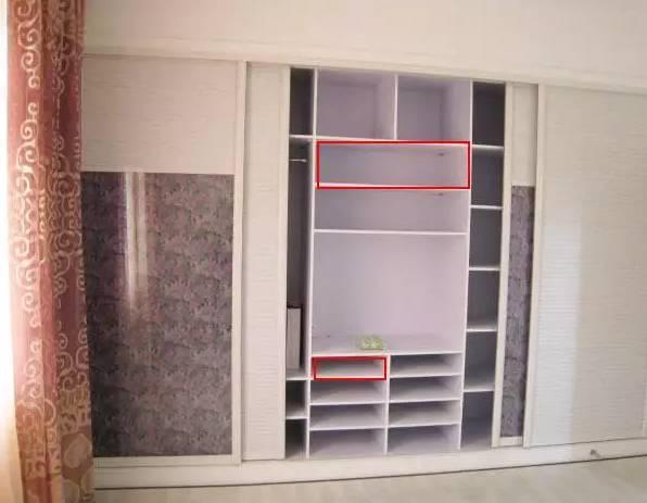 衣柜内部这样设计,你家还能多放300件衣服!