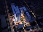 [武汉]保利高层住宅及超高层办公楼建筑方案文本(两套方案)