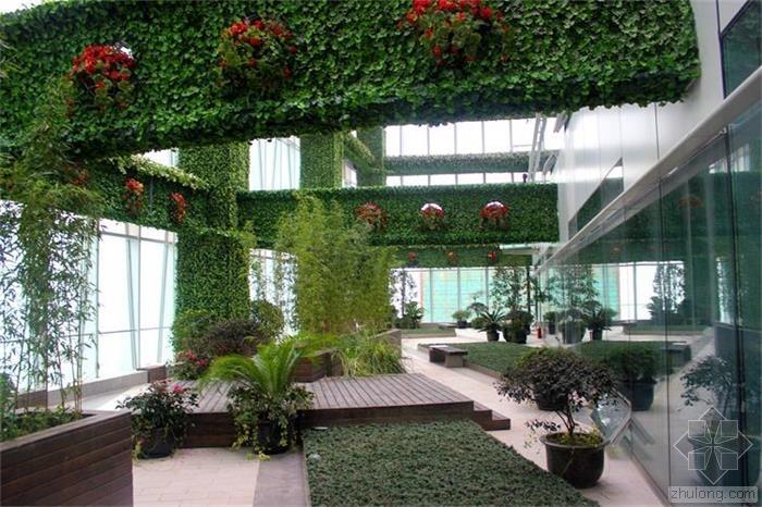 明筑仿真植物墙 不容错过的新型环保装饰品牌