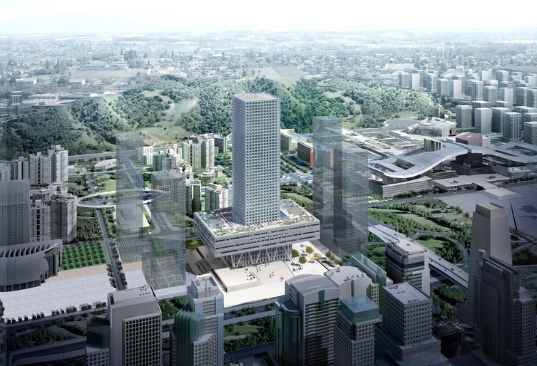 深圳证券交易所新总部大楼设计方案文本