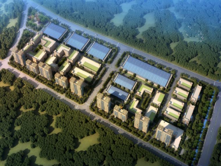 [武汉]钢结构与框架混合结构厂房建筑群塔作业安全专项施工方案