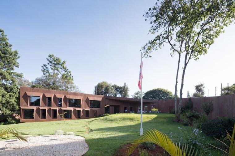肯尼亚瑞士大使馆