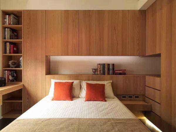 如何在家里挤出一间书房,这4种方案必须收藏!_6