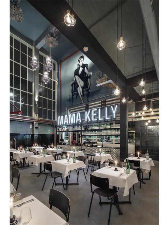 荷兰MaMaKelly餐厅_5