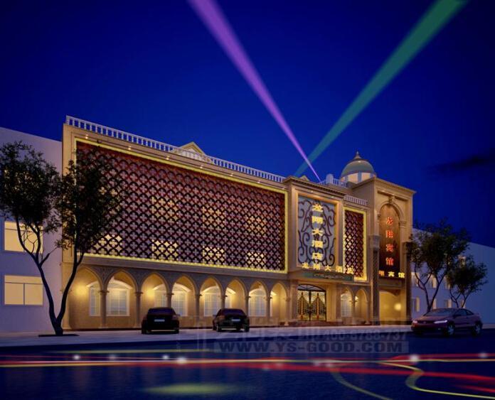 外观-龙翔酒店第1张图片