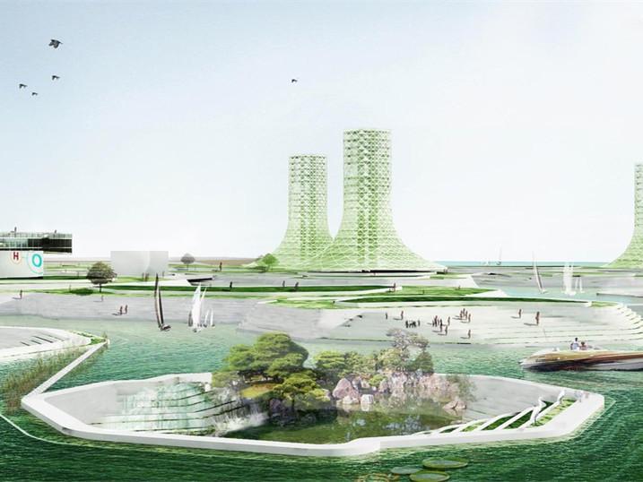 韩国首尔麻谷湖公园 -韩国首尔麻谷湖公园第1张图片