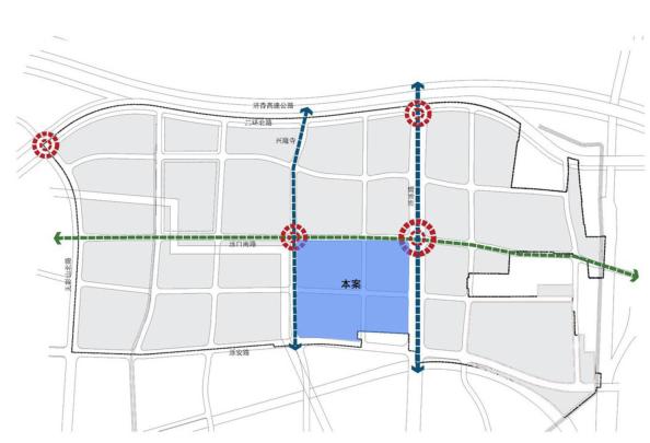 绿地滨河国际D-2D地块建筑设计方案文本_5