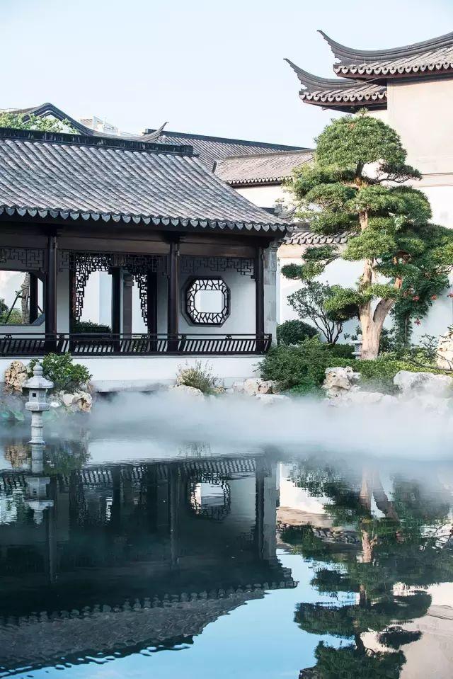一座中式园林,震惊了中国文化界_18