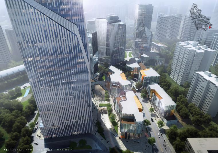 [青岛]长阳国际金融中心
