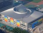 北京大学体育馆钢屋盖预应力桁架壳体结构分析的几个关键问题