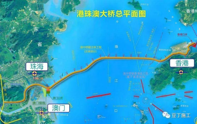 案例欣赏:港珠澳大桥8大关键施工技术_1