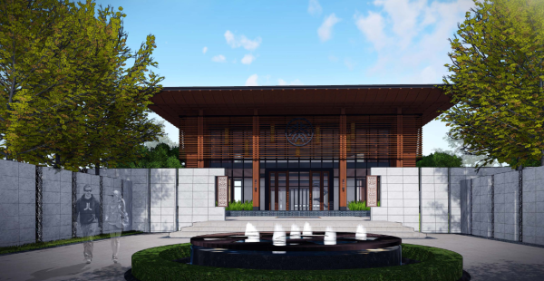 [湖北]滨湖新亚洲风格高端住宅社区景观规划设计方案(2017最新)