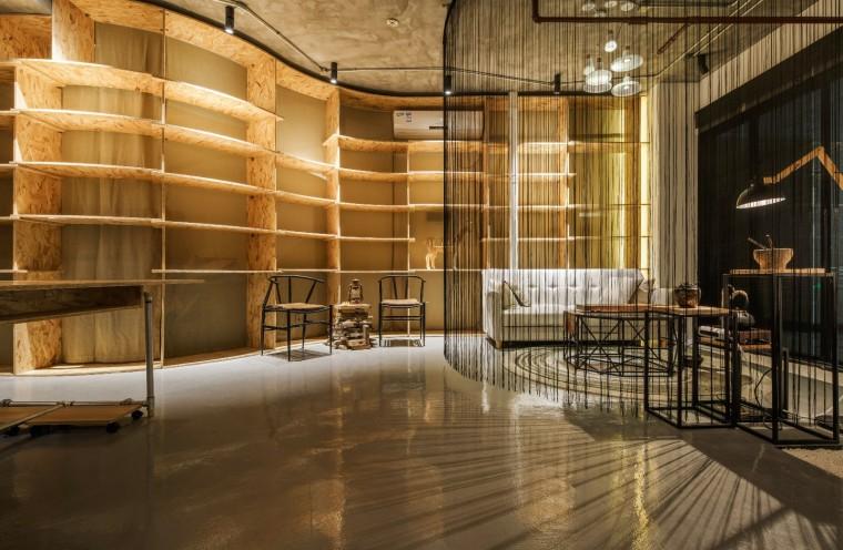 长沙如一设计顾问办公空间