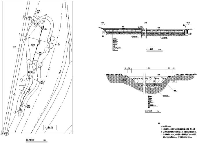 景观分区设计详图
