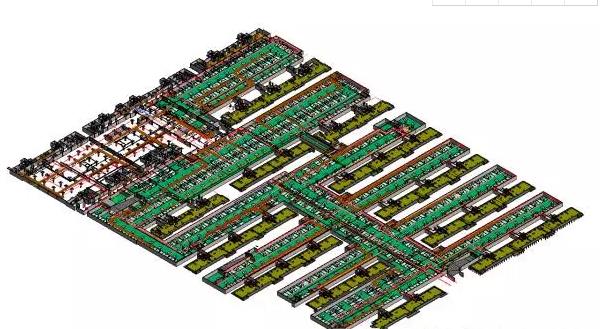 项目地下工程BIM优化设计总结(机电篇)