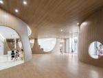 保利WeDo艺术教育机构室内设计方案分享