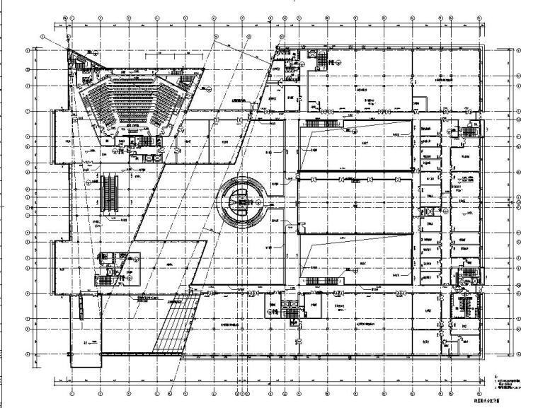 [广东]某图书馆建筑方案设计_8