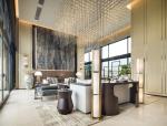 新中式风格——C户型别墅样板房