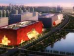 中国工艺美术馆展板建筑设计(文本).