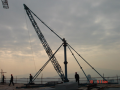 超高层建筑内爬式塔吊拆卸技术(QC小组,附图丰富)