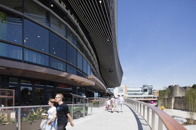 水印西码头混合型多功能建筑-23
