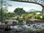 [山东]滨海多元文化七彩花卉艺术生态世界园艺博览会景观设计方案