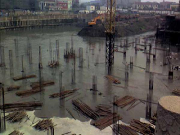 地铁明挖法施工-基坑降水(防排水施工)38页