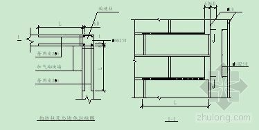 蒸压加气混凝土砌块砌筑施工方案